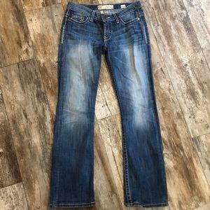BKE | Payton Boot Cut Jeans size 27